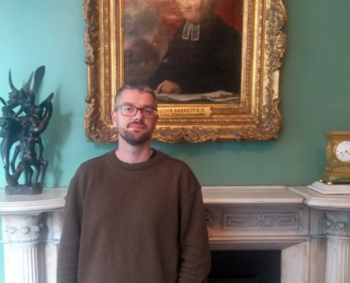 Marek Mikuš, 17 September 2019, Trinity College Dublin